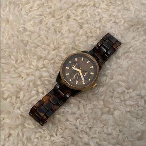 😍 Ceramic Tortoise shell MK watch 😍